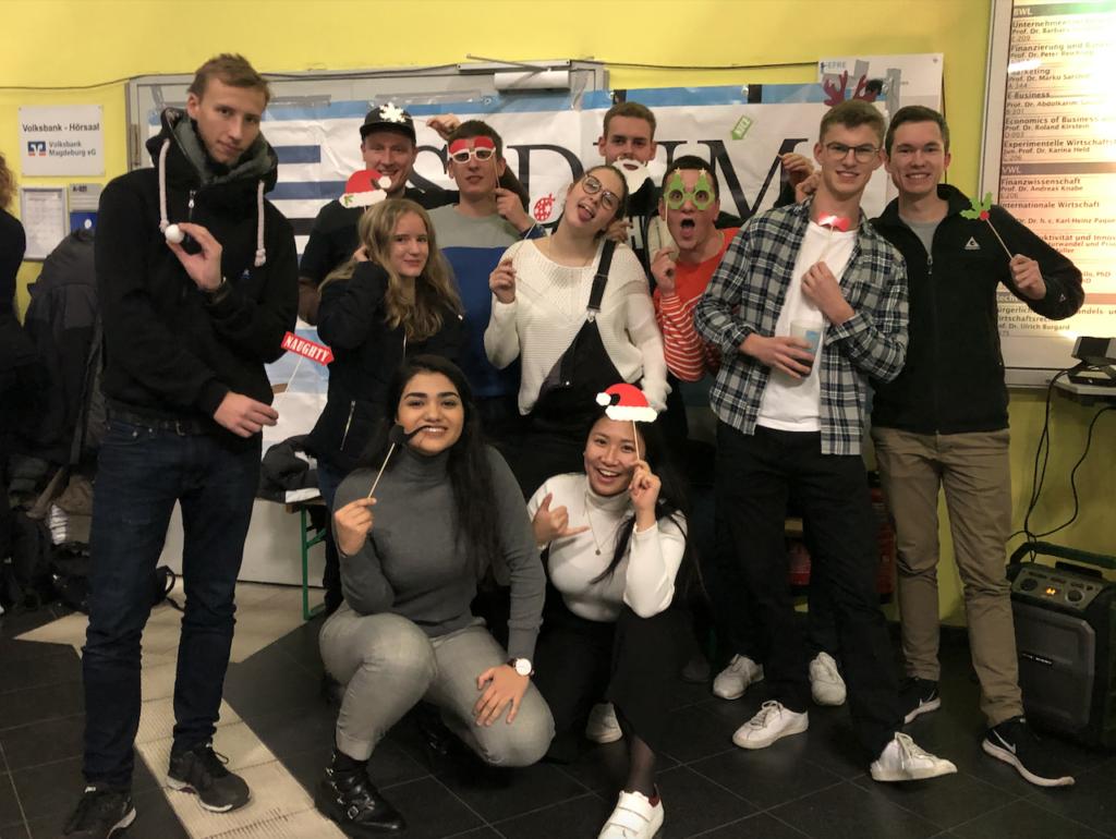 SIDUM Weihnachtsfeier 2018