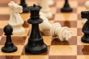 checkmate, chess, board